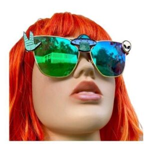 Alien Space Babe Sunglasses