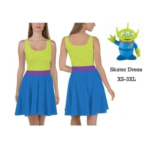 Alien Toy Story Dress