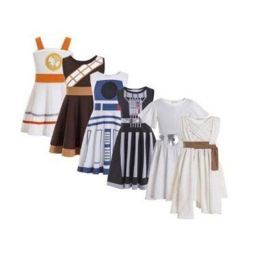 Star Wars Costume Dress