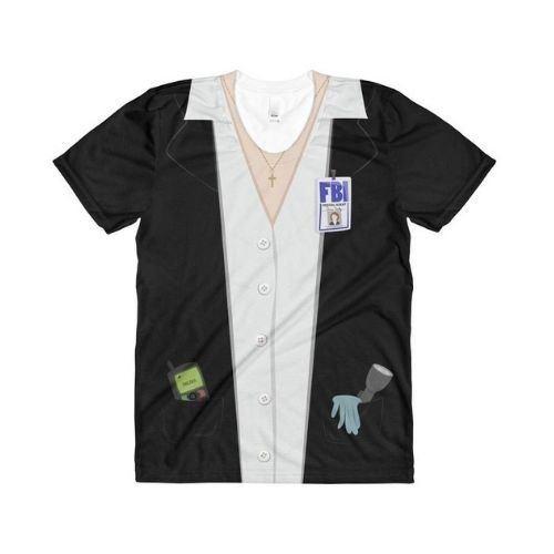 The X-Files - Dana Scully - Halloween Costume Tee