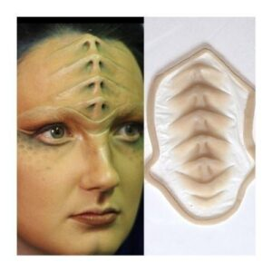 Alien Forehead Prosthetic
