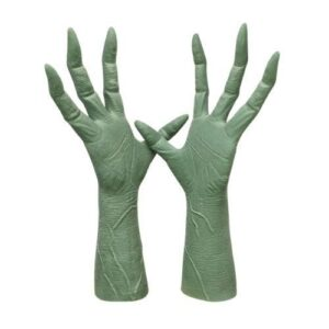 Alien Latex Mask Hands