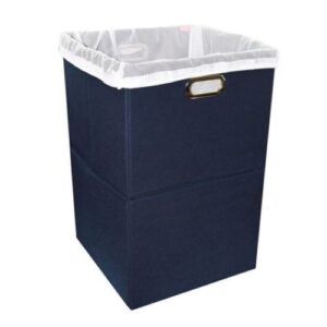 Foldable Large Laundry Hamper With Laundry Bag