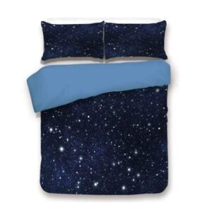 Star Blue Bedding Set