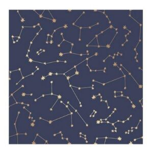 Constellation Peel and Stick Wallpaper
