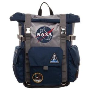 NASA Roll-Top Backpack