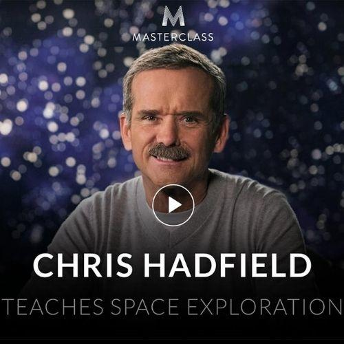 MASTERCLASS ASTRONAUT CHRIS HADFIELD || THE SPACE TESTER