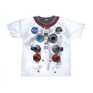 NASA Realistic Astronaut Spacesuit Shirt