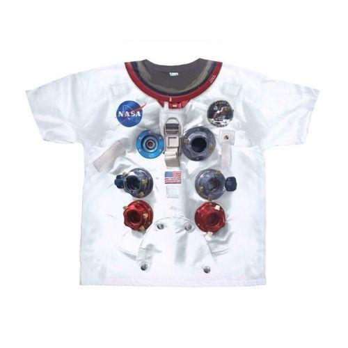 NASA Realistic Astronaut Spacesuit Shirt