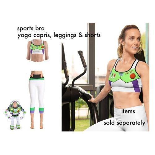 Buzz Lightyear Athletic Top & Bottom