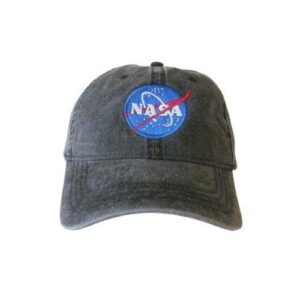 NASA Embroidered Cap