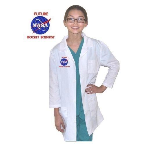 NASA Kids Rocket Scientist Lab Coat