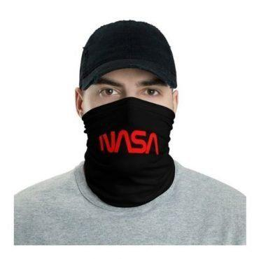 NASA Logo Neck Gaiter