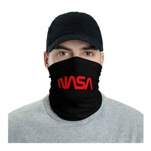 NASA Logo Neck Gaiter