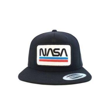 NASA Flat Brim Cap