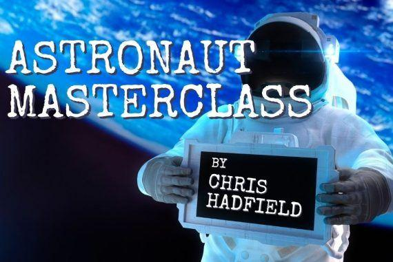 Astronaut Chris Hadfield Masterclass Review - Worth It Or Not? || Review by The Space Tester