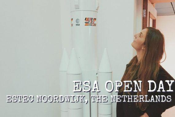 Esa Open Day At Estec Noordwijk, The Netherlands - See Behind-the-scenes Of Europe's Space Agency! || The Space Tester