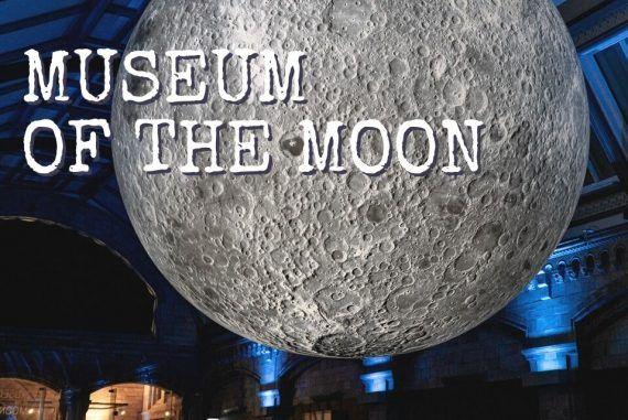 Visual Review: Museum of the Moon Natural History Museum, London, UK || The Space Tester