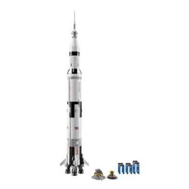 LEGO NASA Apollo Saturn V Set